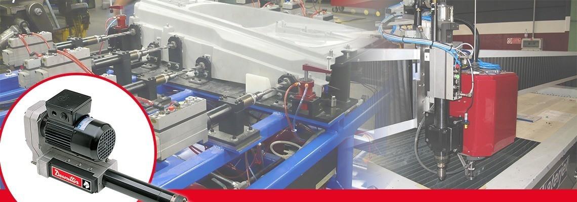 Desoutter Industrial Tools crea trapani autoalimentati (AFD) e tapper, progettati per essere facilmente integrati in una macchina o in un processo. Performance e design modulare, richiedi un preventivo!