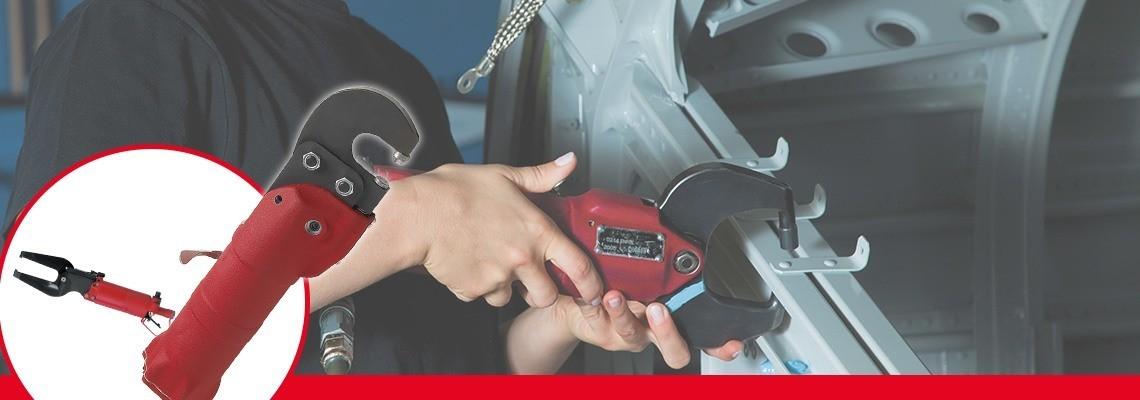 La Desoutter Tools ha disegnato una gamma completa di utensili pneumatici a compressione per il settore automobilistico e aeronautico. Richiedi un preventivo. Richiedi un preventivo o una dimostrazione!