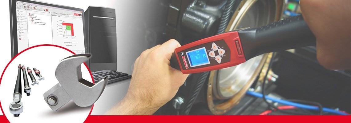 Scoprite la gamma Desoutter Industrial Tools  di cassori per i sistemi di misurazione di coppia per il settore automobilistico e aeronautico. Disegnato per la qualità e produttività.