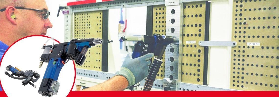 Le unità pneumatiche avanzate di perforazione della linea Setik-Tec sono dedicate alle operazioni di perforazione semi automatiche