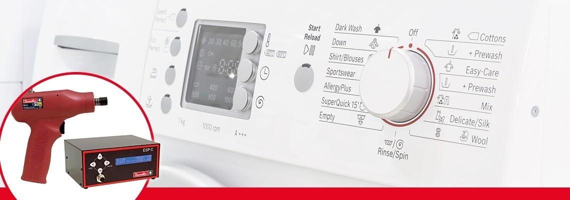 Scoprite la gamma SLC disegnata da Desoutter Industrial Tools: controller e cacciaviti elettrici per il settore aeronautico e automobilistico. Chiedi per un preventivo.