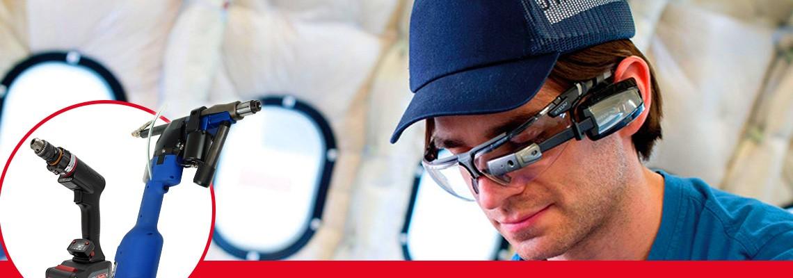 La linea SETITEC offre unità di perforazione avanzate, già adottata dalle maggiori industrie aeree modiali,