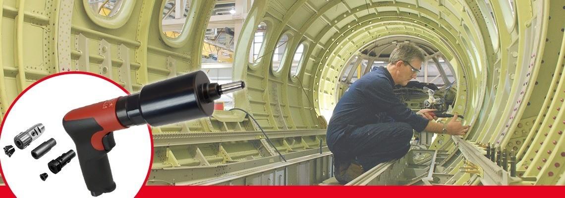 Scoprite i tapper pneumatici portatili o a postazione fissa disegnati da Desoutter Industrial Tools con il grilletto di azionamento o il bottone reverse. Richiedi un preventivo o una dimostrazione.