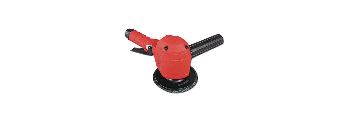 Threaded - Vertical sander<br/>