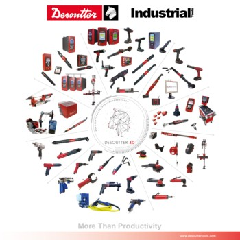Poster Desoutter Industrial Tools